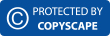 Page copy protected against web site content infringement by Copyscape
